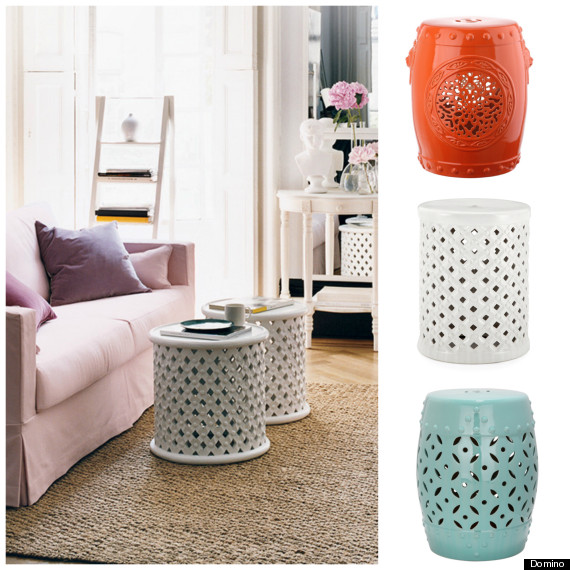 promo code f0e6a 911b0 18 Side Tables That Will Bring Some Boho To Your Living Room ...