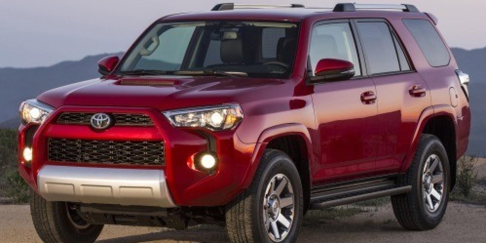 Toyota 4Runner: Para estilos de vida todo terreno (Prueba ...