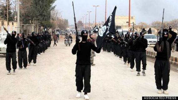 islamic state militants verified