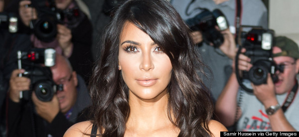 Kim K Turns The GQ Men Of The Year Awards Into A One-Woman Show