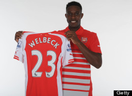 No.23 For A Boy Of 23: Arsenal Unveil Welbeck