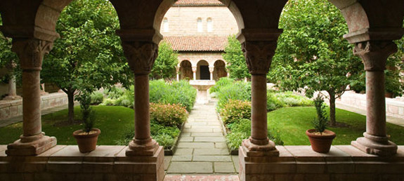 The Focus Is Art And Architecture Of Medieval Europe And The Building  Itself Stays True To The Design Of Medieval French Cloisters And U201cother  Monastic Sites ...