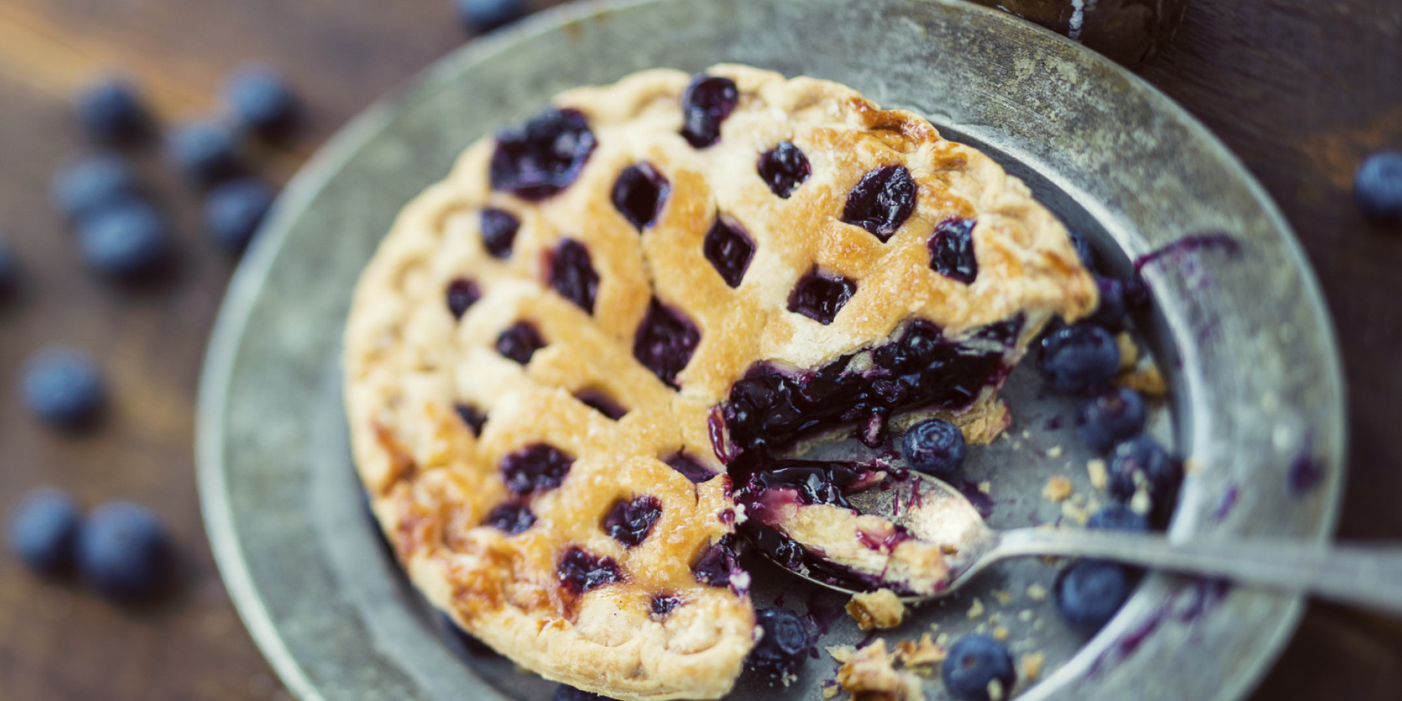 How Blueberry Pie Caused A Girl
