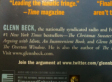 Jon Stewart Joke Makes It Onto Glenn Beck's Book Jacket (PHOTO)