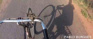 bici en la india