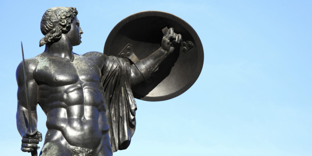 the maturation of achilles as a greek hero Underlying the idea of honor is another greek in the iliad, achilles reconciliation ends the wrath of achilles and makes him more than a warrior hero.