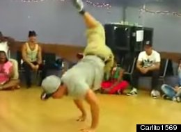 Watch This 1-Legged Breakdancer Blow His Crowd Away