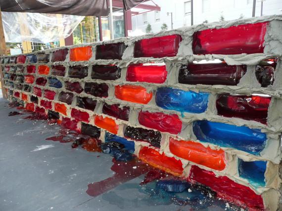 jello brick wall