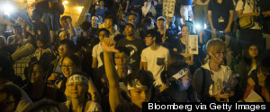 HONG KONG PROTESTS VOTE