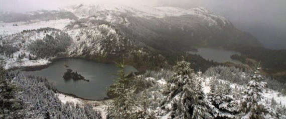 ALBERTA SNOW SEPTEMBER