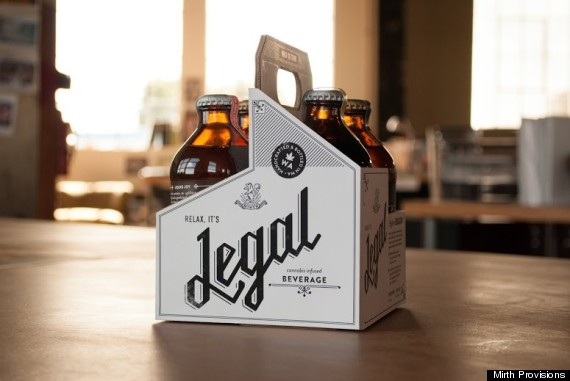 legal marijuana drink