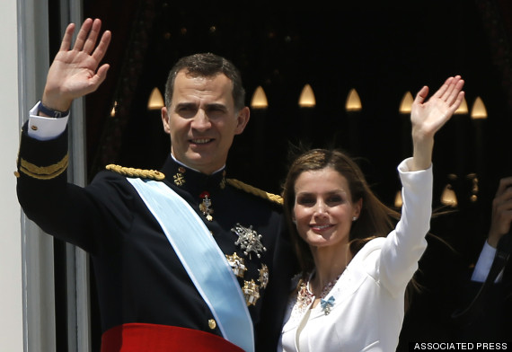 spain queen letizia