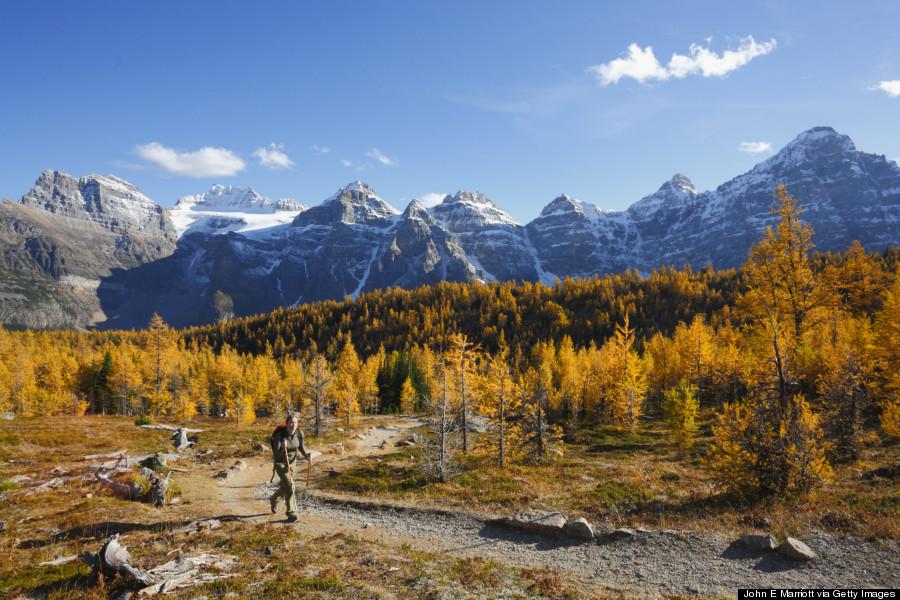 Banff National Park Natural Features