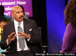 Steve Harvey On The First Step To Finding Your Calling