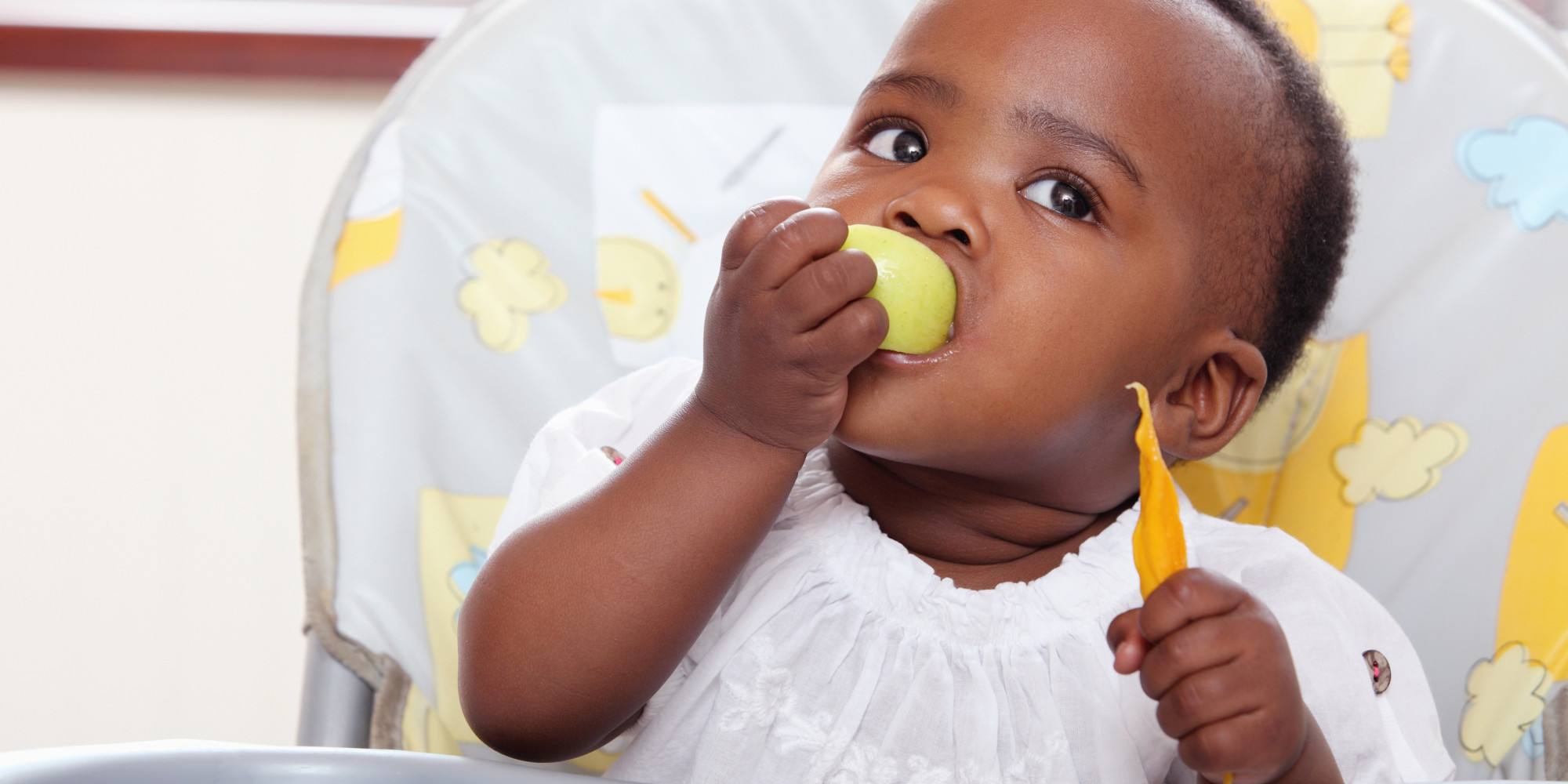How Babies Eating Patterns Affect Kids Diets Later On