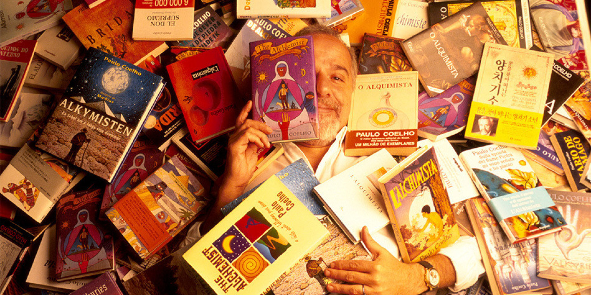 paulo coelho explains how the alchemist went from flop to record paulo coelho explains how the alchemist went from flop to record breaking bestseller video the huffington post