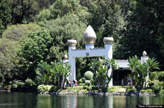 shrine temple