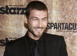 Andy Whitfield Cancer