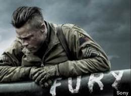 Behind The Scenes With Brad Pitt On 'Fury'