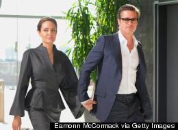 Brad And Angelina Are Enjoying A Very Untraditional Honeymoon