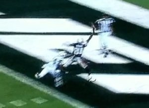 Randy Moss Touchdown Catch Video