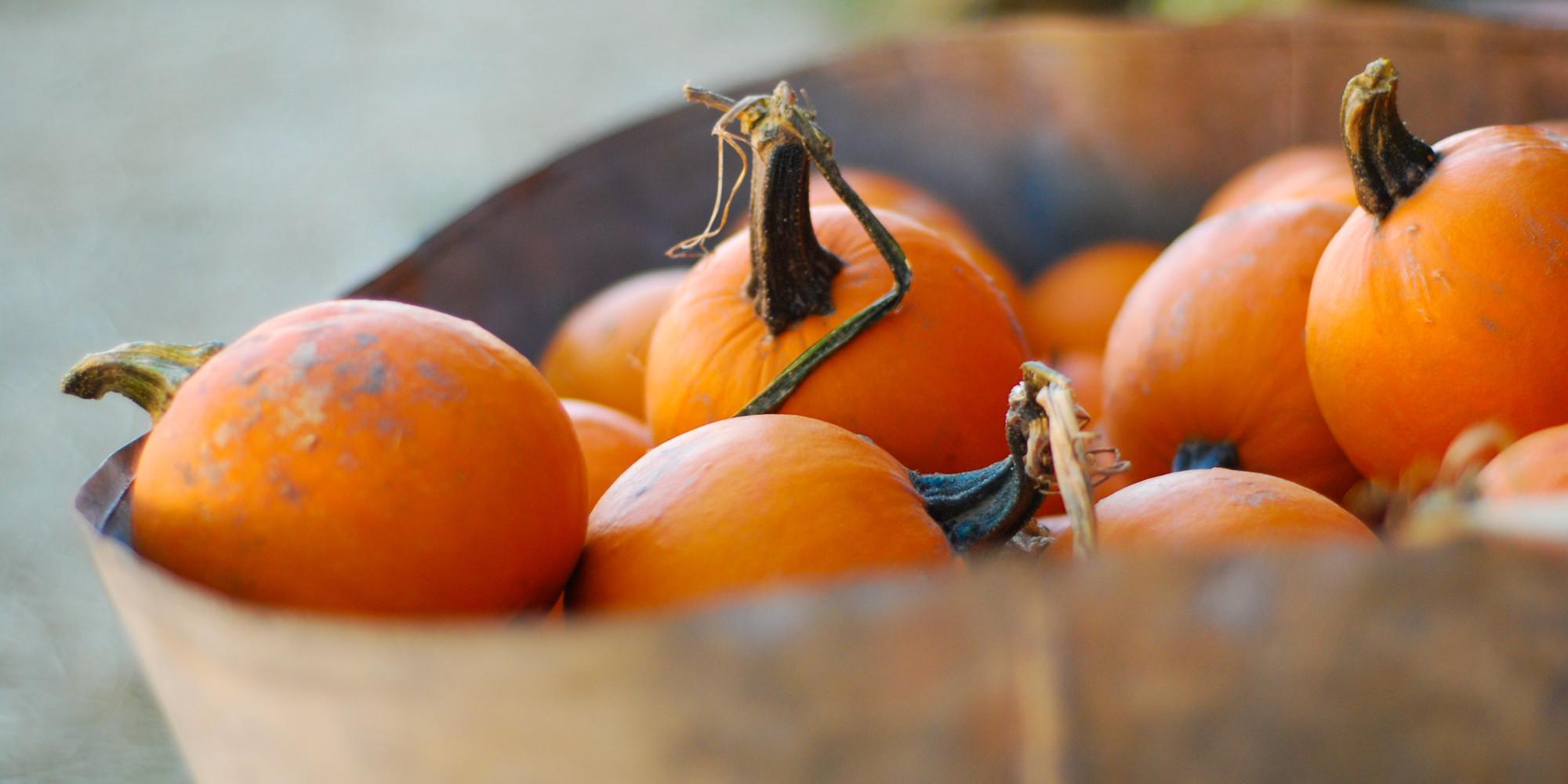8 Impressive Health Benefits Of Pumpkin | HuffPost