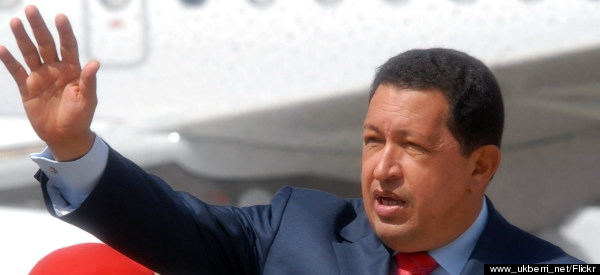 Hugo Chavez Revered In Controversial Revision Of Lord's Prayer
