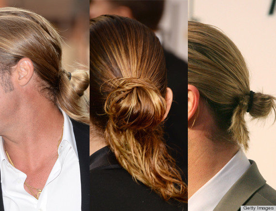 Guys, It's Time To Get The Easiest Hairstyle Ever