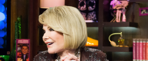 JOAN RIVERS WATCH WHAT HAPPENS