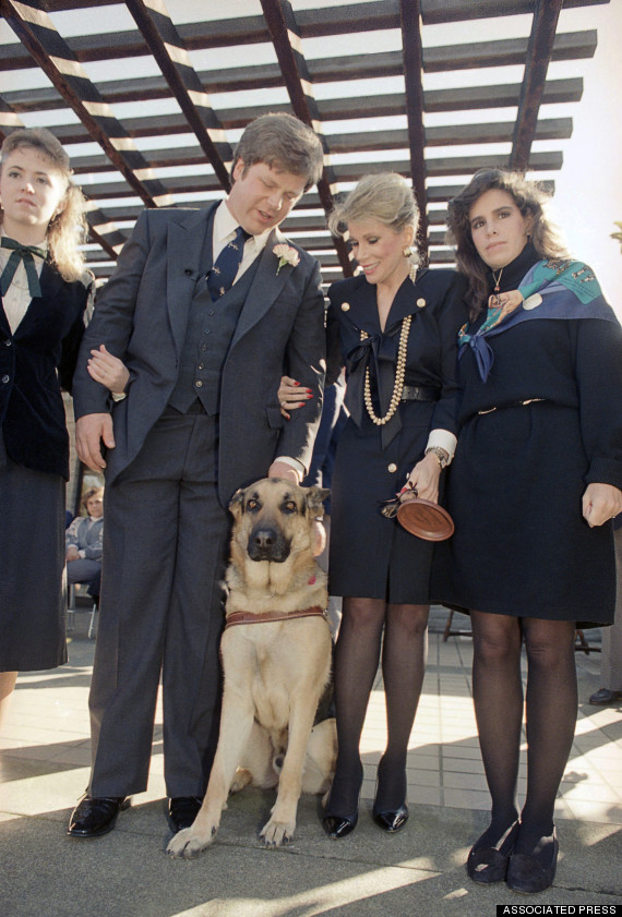 joan rivers guide dogs for the blind