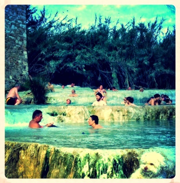 cerbero italian hot springs