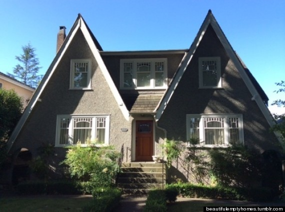 Beautiful Houses Tumblr vancouver's beautiful empty homes highlighted on tumblr (photos)