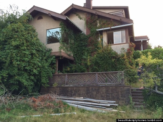 beautiful empty homes vancouver