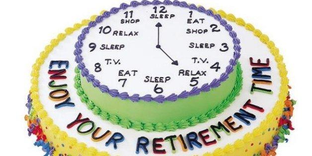 Happy Retirement Cake Messages