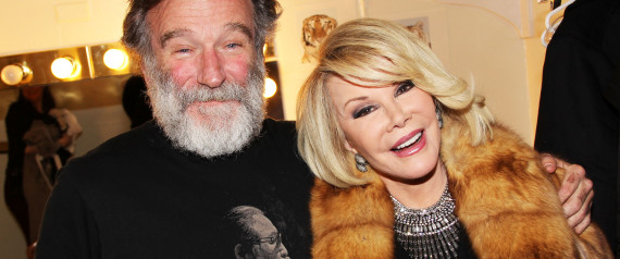 ROBIN WILLIAMS JOAN RIVERS