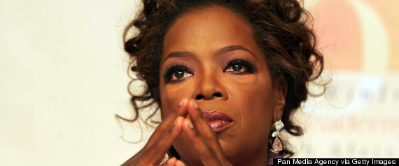 oprah pray