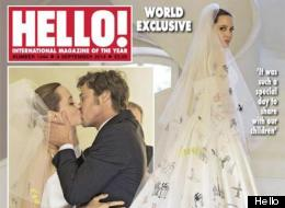 Brad And Ange 'Paid $5m For Wedding Photos'
