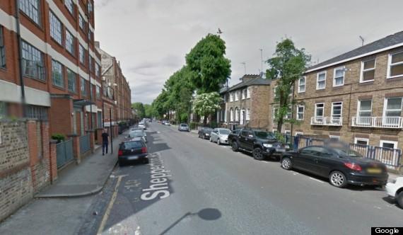 shepperton road