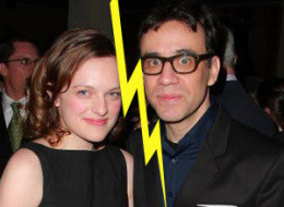 Elisabeth Moss Fred Armisen Divorce