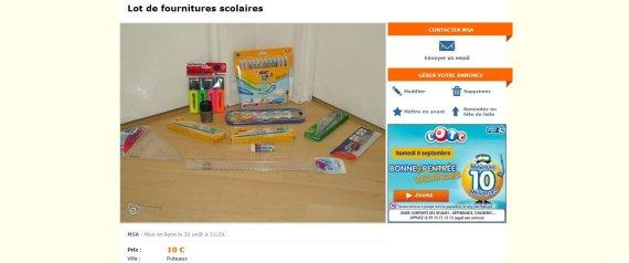 fournitures puteaux 1