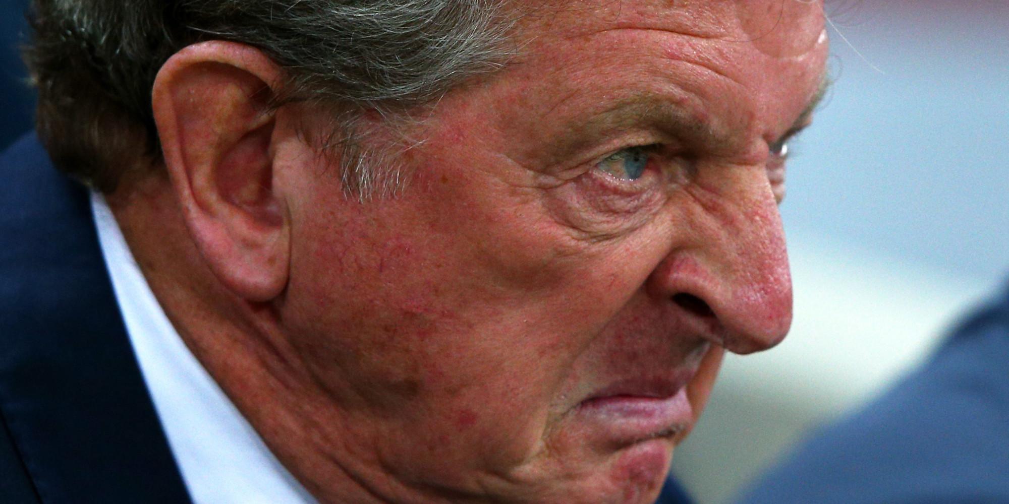 Roy Hodgson Says England