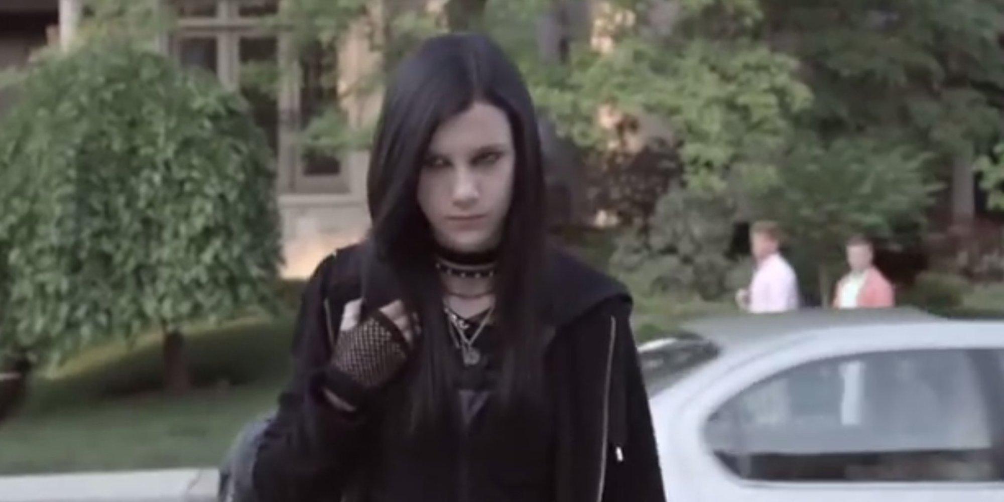 Goth Teen 44