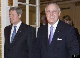 Harper Responds To Mulroney's Stern Criticism