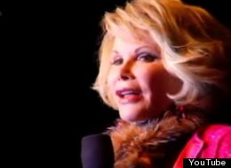 'Don't You Tell Me What's Funny!' Watch Joan Rivers' Epic Response To A Heckler