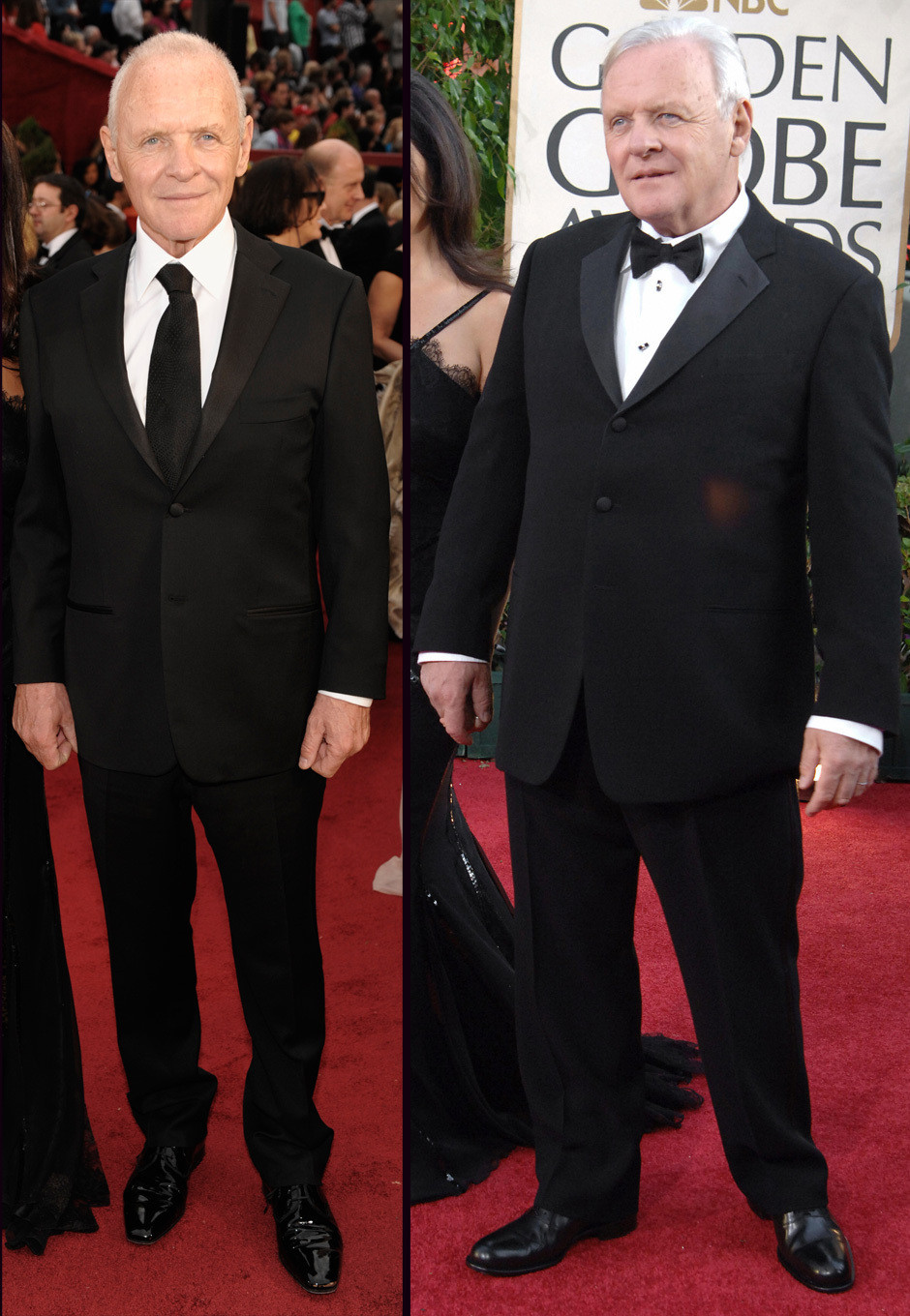 Anthony Hopkins' Weight Loss: 75 Lbs, 800 Calories A Day ...