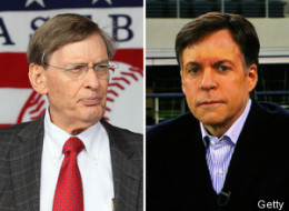 Bud Selig Bob Costas Instant Replay