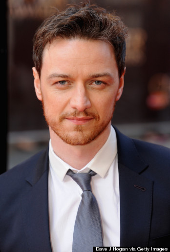James McAvoy  amp  Ele...