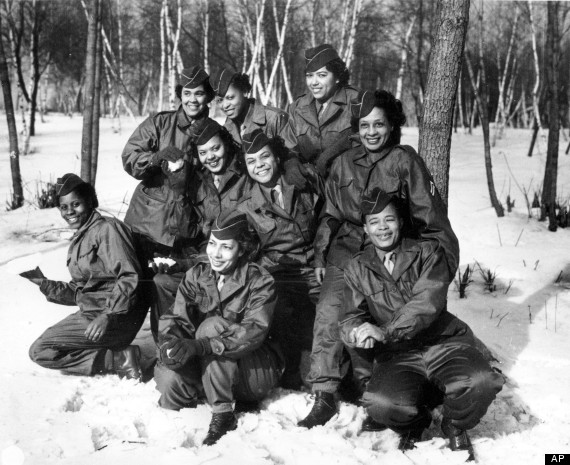 womens army corps