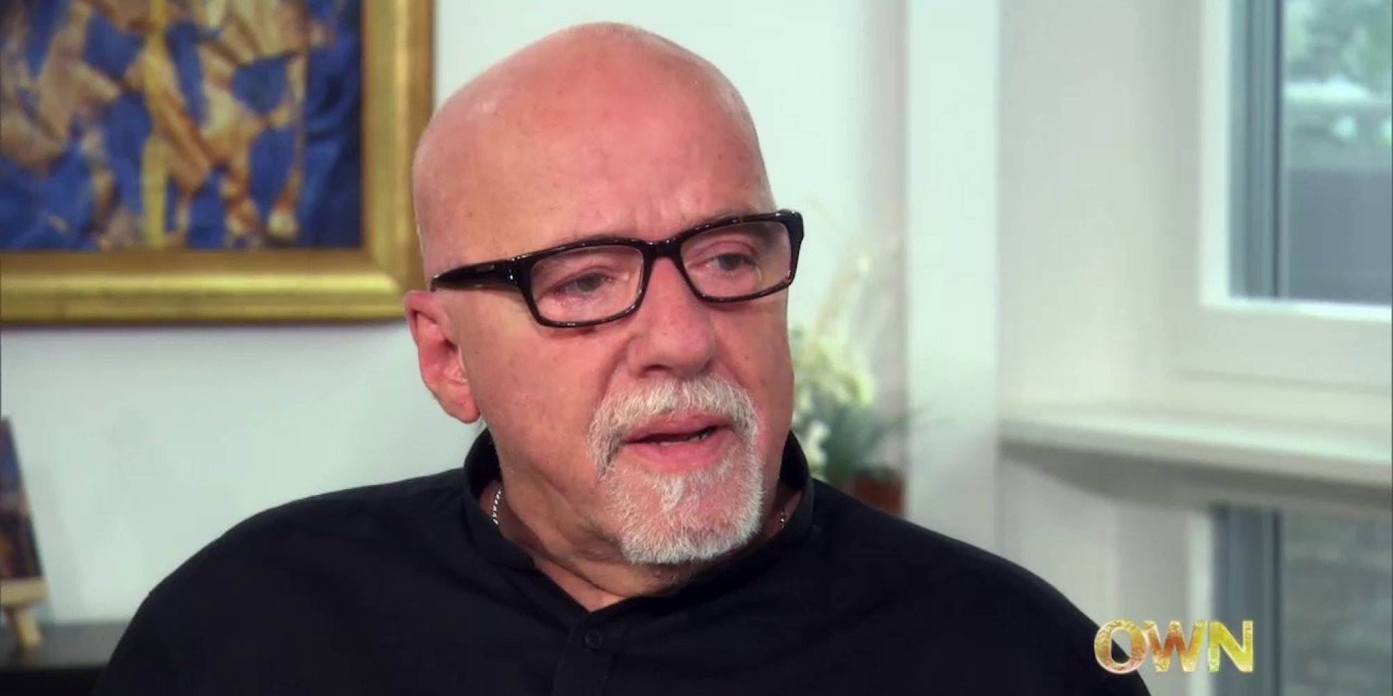 paulo coelho explains one of the most quoted lines in the paulo coelho explains one of the most quoted lines in the alchemist video the huffington post