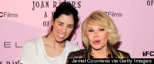 JOAN RIVERS SARAH SILVERMAN
